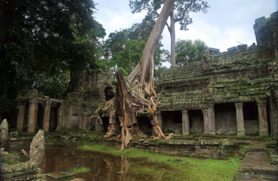 Preah Khan Temple