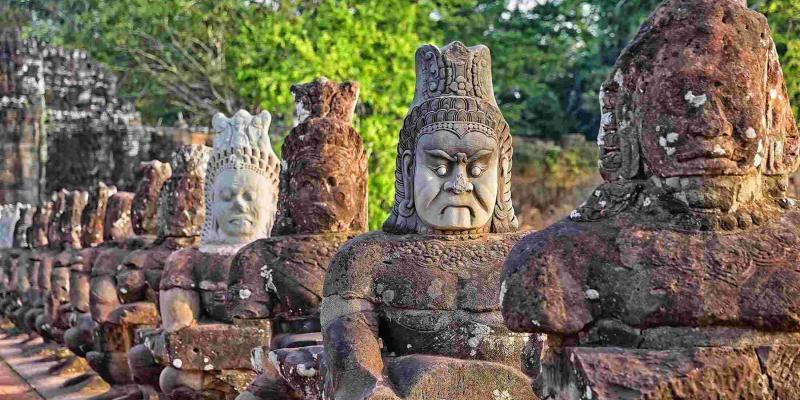 ,Khmer Angkor Tour Guide Association (KATGA)