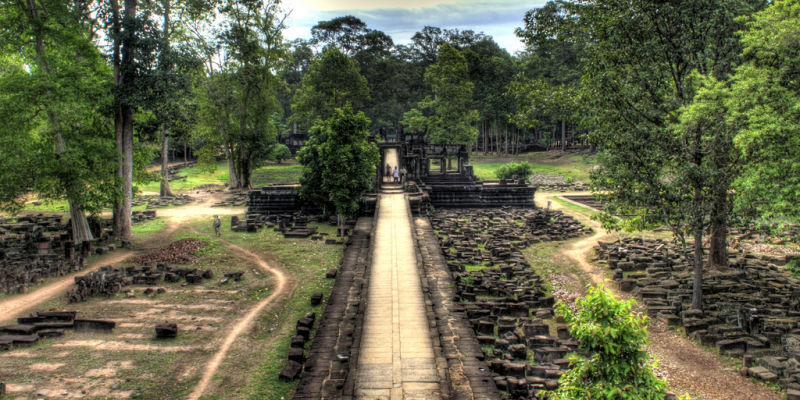 Amazing 2 Days in Siem Reap, Angkor Wat,Khmer Angkor Tour Guide Association (KATGA)